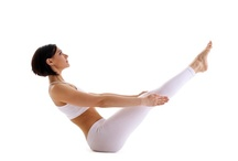 YOGA / We never post difficult asanas, contorsionist or dangerous. Only easy and simple asanas.