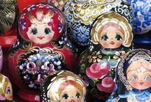 Matrioska dolls