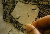 Embroidery; It's cool. / by Emma-Jane Bunn