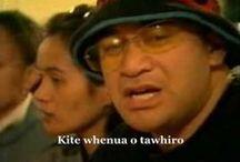 Māori waiata