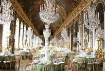 königliche Hochzeitsideen / Feiern wie im Märchen