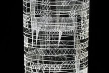 Jiri Harcuba (1928 - 2013), Czechoslovakia / Glass  engraver & grinder