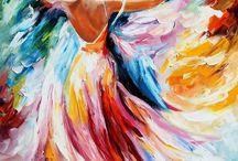 Inspiration bilder / Bild, konst, målning, teckning