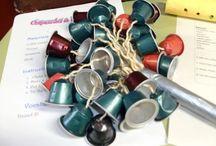 strumenti musicali con materiale di riciclo