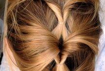 Hair / Hairstyles & -hacks