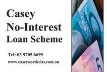 No Interest Loan Scheme
