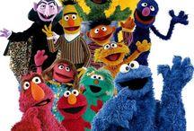 Sesamstraße / Sesame Street / Everything I know I learned on the street - Sesame Street!