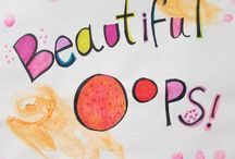 Beautiful Oops and other books for Art / Using Beautiful Oops and other books in Art class