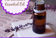 Ätherische Öle / Essential oils / Everything you need to know about essential oils and how to use them in all areas of your life - health, beauty, in the house...