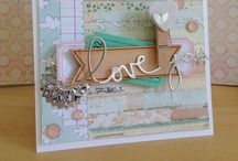 Embellishments / Creating embellishments can be a great starting point for cardmaking