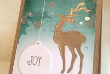Xmas Cards and New Year / Christmas card galore - 'Tis the Season to create Cards for X-Mas and the New Year