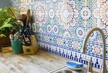 Morrocan tiles