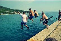 WATER WORLD Chorwacja 2015 / Zaostrog