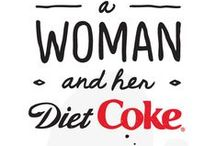 My Diet Coke Lighter Side / Things I love, that make me see the lighter side of life!