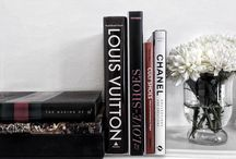 Books / Wishlist or checklist of fashion and entrepreneur books.