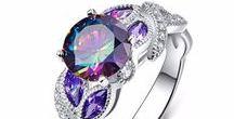 Women Rings Wedding Engagement Ring