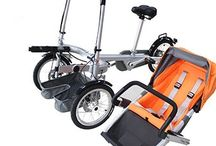 Bike Strollers / Liberty Bike Stroller – Single Gear and Multi gear  Meeting all your parental needs this product will change you and your child's life don't miss out of this premium Liberty Bike Stroller!