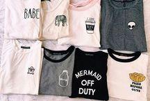 Fashion / Clothing & style that I love.