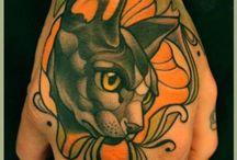 Tattoos / Tattoo art and inspiration.