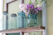 For the Home / Interior decor ideas, DIY projects, organization tips, and styles we love for the home.