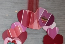 Valentine's Crafts & Activities / Class party ideas and ideas for preschoolers and toddlers, too.
