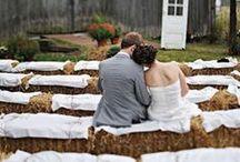 Wedding Ideas :) / Ideas for my country classic wedding  / by McKayla Fricker