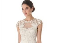 Simple White Dresses