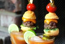 Food for Resident Events & Parties / Apartment marketing - ideas for events, parties, food.