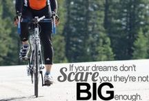 Inspiration / What gets us on our bikes every day...