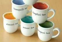 Coffee & Tea / by Inked Mom