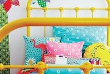 White & Bright Kids Rooms