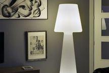 Toques de luz / Mobiliario iluminado