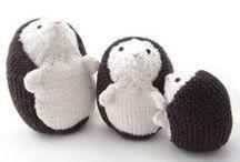 Knitting / Knitted stuff I love!