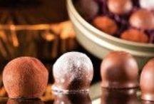 Truffes du Jour / As exclusivas Truffes du Jour, que você pode encontrar em nossas lojas e na loja virtual www.chocolatdujour.com.br