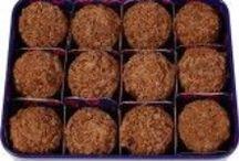 Brigadeiro du Jour / Inspirada no sabor do tradicional doce brasileiro, a Chocolat du Jour fez uma releitura do clássico brigadeiro. O brigadeiro du Jour é elaborado com o exclusivo chocolate produzido a partir do cacau do Pratigi.