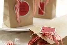 Papieren tasjes en doosjes / Mooie doosjes en tasjes voor kadootjes ....