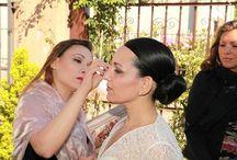 My make up / I'm a MUD make up artist..I love make up and my work.