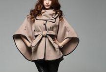 Kabáty a kabátky