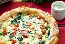 Quiches & Flans