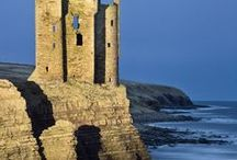 Dive & Travel in Scotland / Scuba diving and travel in the most beautiful places in Scotland, United Kingdon, Great Britain