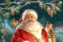 Santa Claus / Santa Claus / you can also follow Santa @ www.tsu.co/santaclaus1638