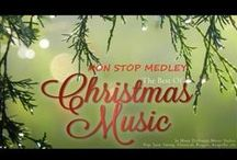 Christmas Songs / The Best of Christmas Music - The Best Christmas Songs - Non Stop Medley