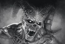 Monster / Creature Artwork