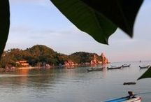 Dive & Travel in Thailand / Scuba diving and travel in the most beautiful places in Thailand
