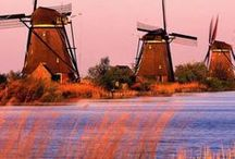 Dive & Travel in the Netherlands / Scuba diving and travel in the most beautiful places in the Netherlands