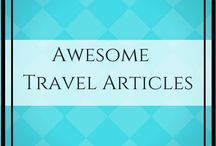 Awesome Travel Articles