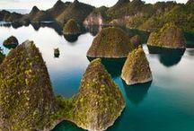 Dive & Travel in Indonesia / Scuba diving and travel in the most beautiful places in Indonesia