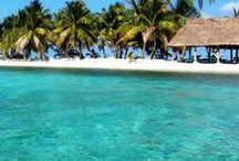 Dive & Travel in Belize / Scuba diving and travel in the most beautiful places in Belize