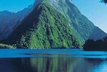 Dive & Travel in New Zealand / Scuba diving and travel in the most beautiful places in New Zealand