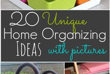 Organizing ideas and lists